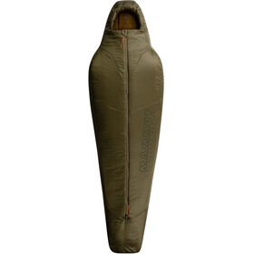 Mammut Perform Fiber Bag Sacco a pelo -7C L, verde oliva